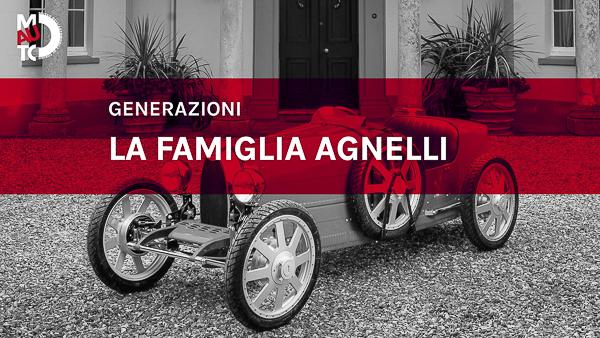GENERATIONS - #Agnelli