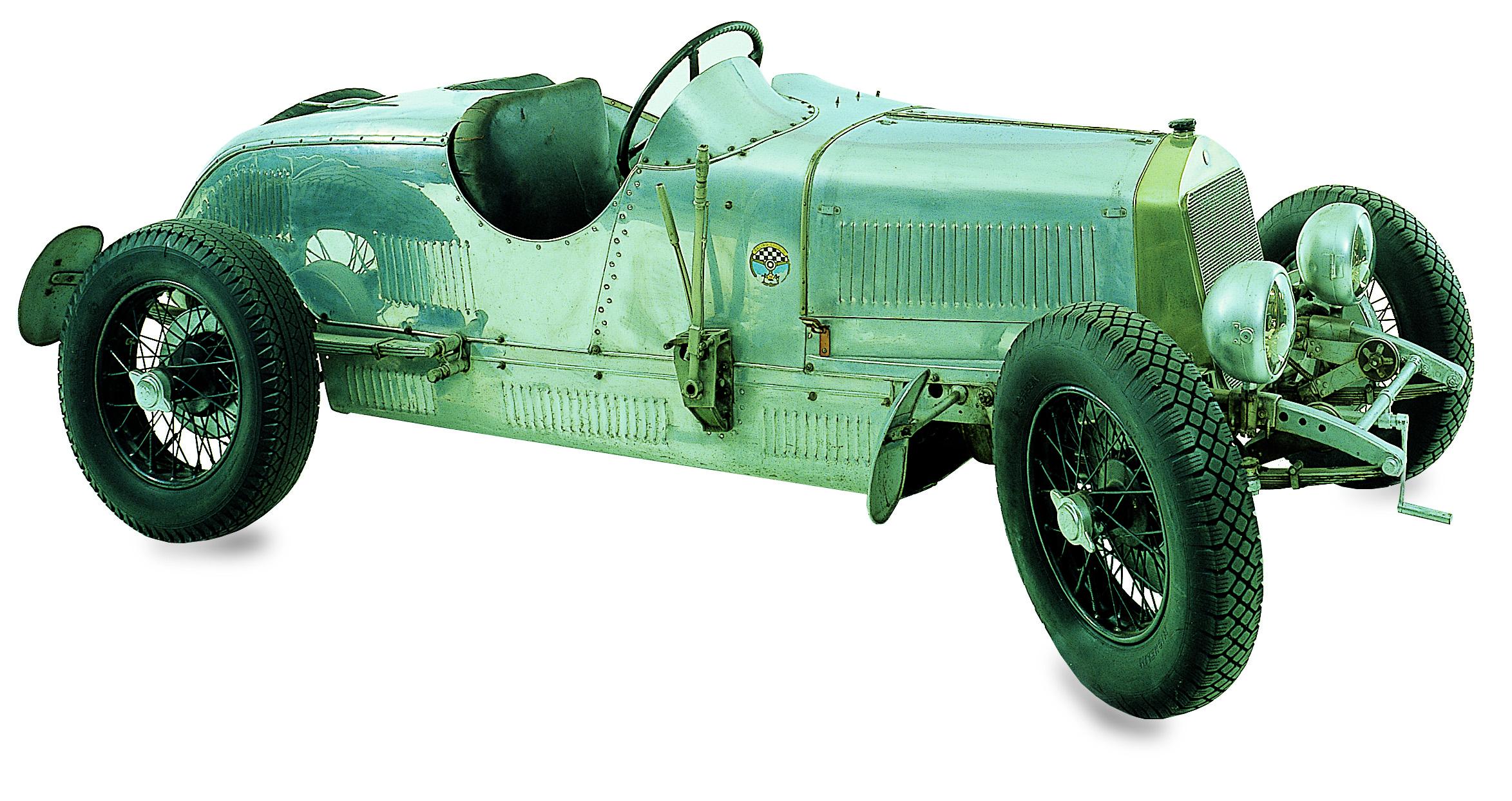 Il MAUTO prende parte alla Mille Miglia con la straordinaria OM 469 SPORT del 1922