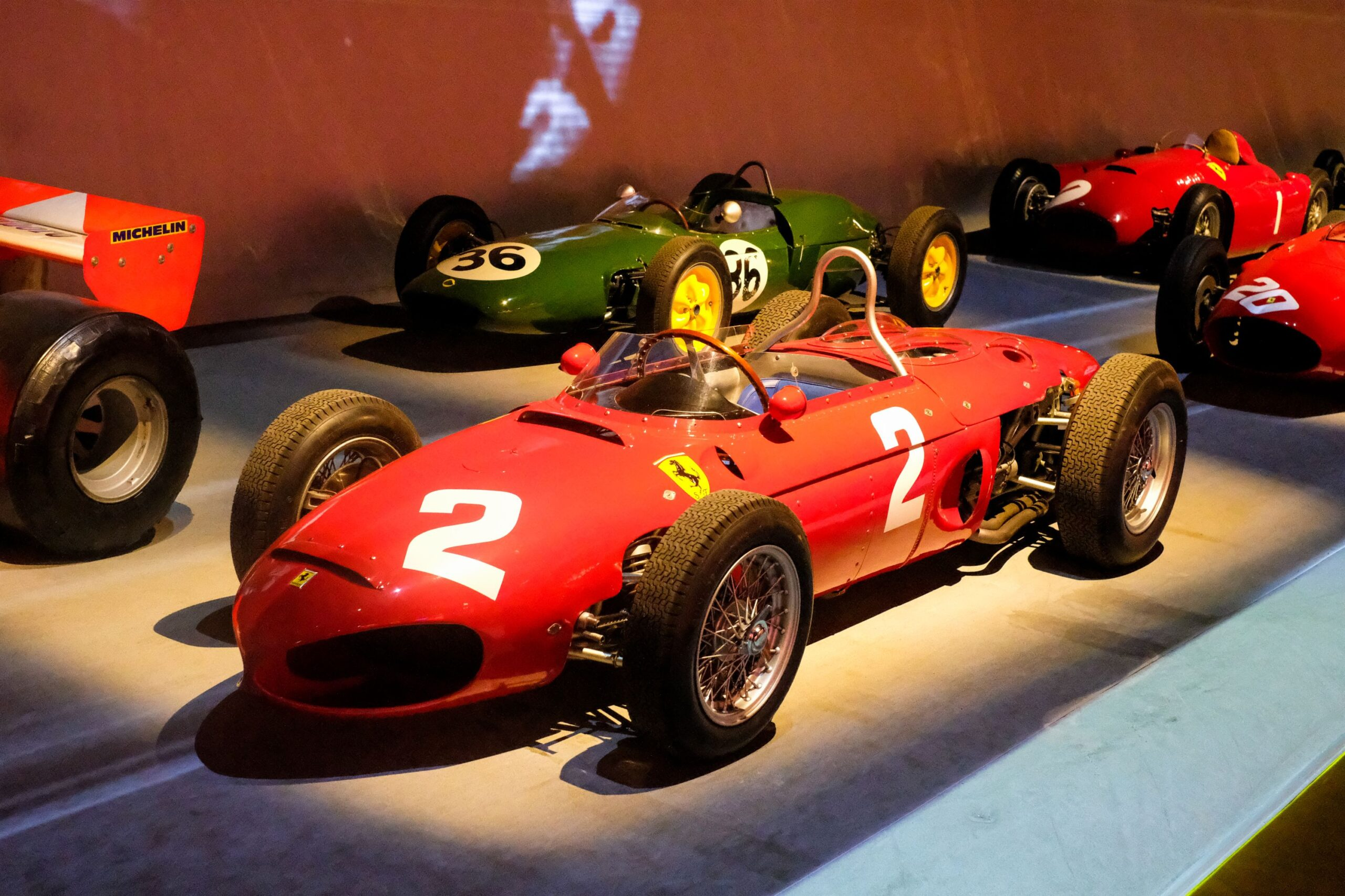 """TWO CARS THAT MADE THE HISTORY OF SPORTS COMPETITIONS ON DISPLAY IN """"FORMULA"""""""