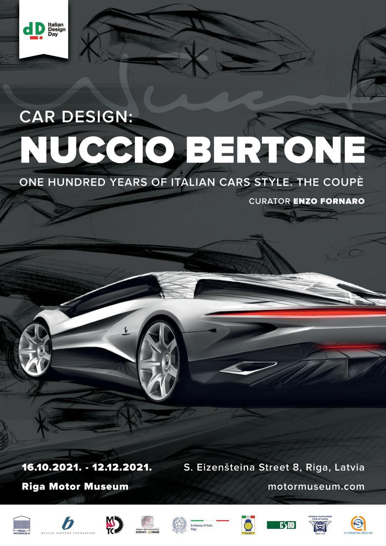 CAR DESIGN: NUCCIO BERTONE. CENTO ANNI DI STILE ITALIANO – I MODELLI COUPÉ